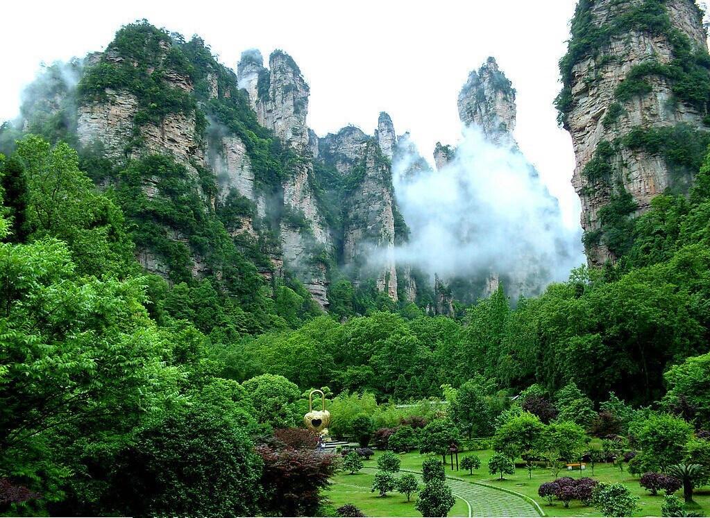 【湘遇大峡谷】 长沙,韶山,张家界,大峡谷,玻璃桥,凤凰古城双飞 6