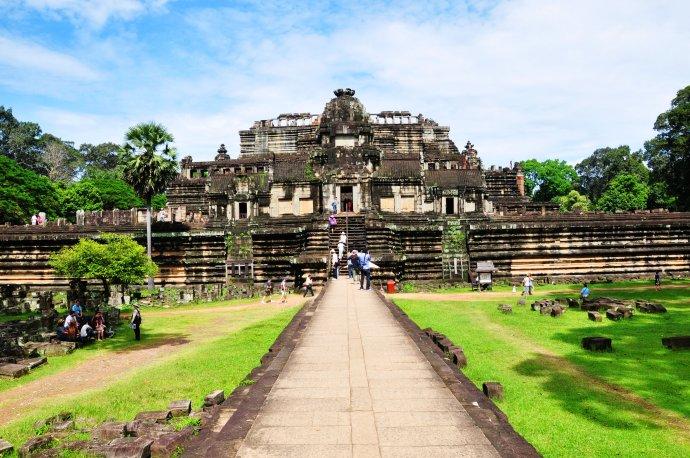 柬埔寨 吴哥窟 广州长隆野生动物园 珠海长隆海洋王国