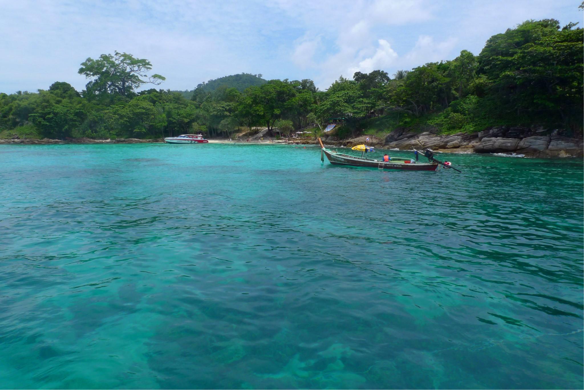 曼芭普5飞12日 曼谷-芭提雅-普吉>-豪华双体帆船香蕉湾大小pp岛(复制)